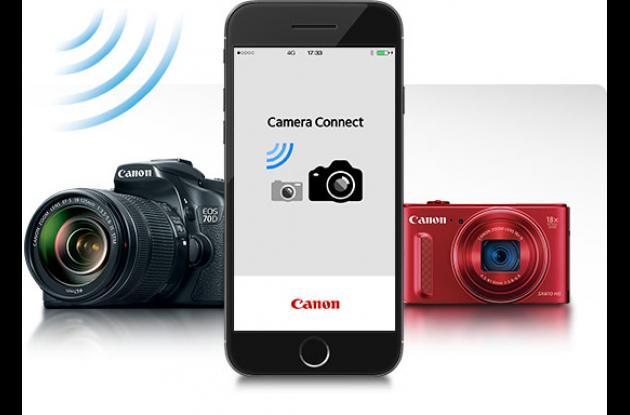 La configuración de la cámara con la aplicación es muy sencilla.