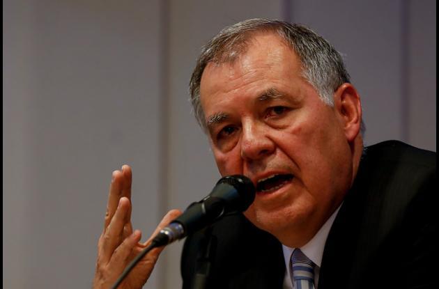 El procurador general de la Nación, Alejandro Ordóñez