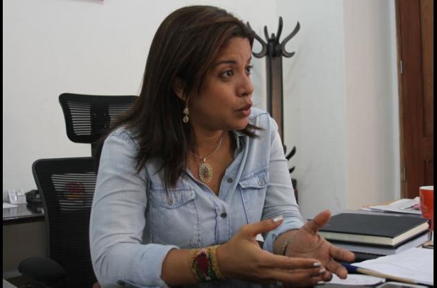 Bertha Arnedo Redondo