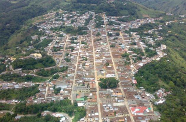 Caída de helicoptero en Cúcuta