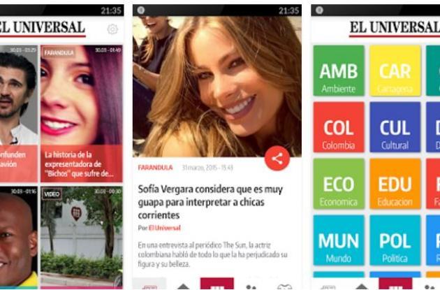 Las mejores noticias de Cartagena en tu celular con la aplicación El Universal Cartagena.