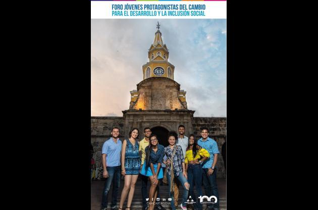 jóvenes Cartagena