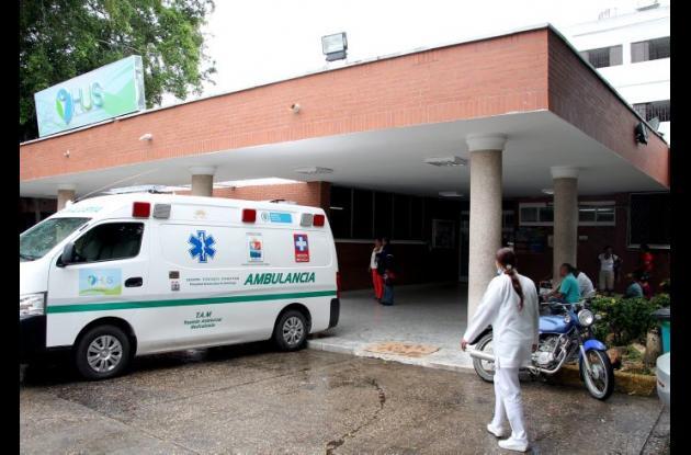 Hospital Universitario de Sincelejo (HUS).