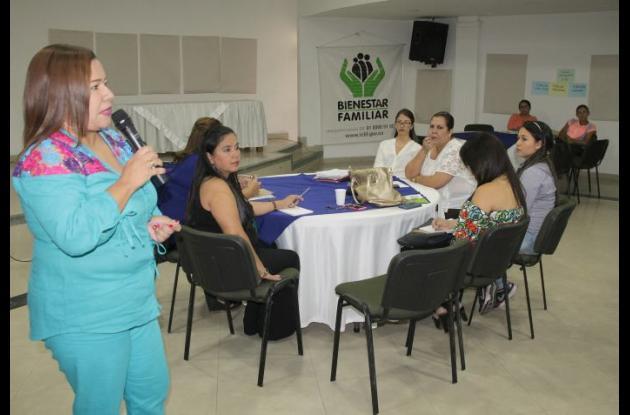 El ICBF regional Sucre realizó una jornada de capacitación dirigida a funcionarios municipales.