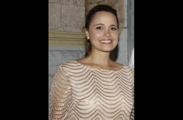 Lina Rodríguez, gerente general del Festival de Cine de Cartagena de Indias.