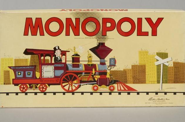 MONOPOLY 1957