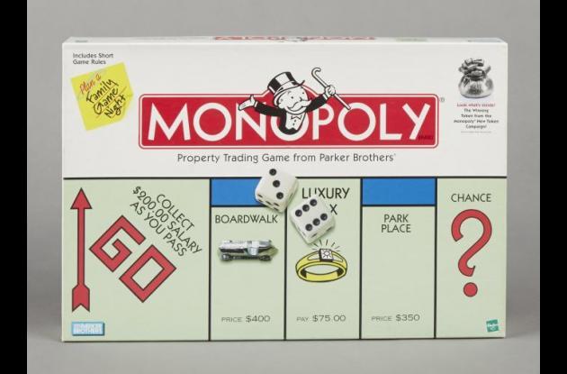 MONOPOLY 1996