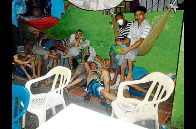 Huelga de hambre en cárcel Las Mercedes de Montería.