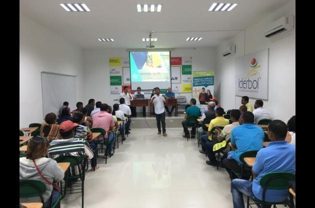 Proyecto de emprendimiento para Jóvenes