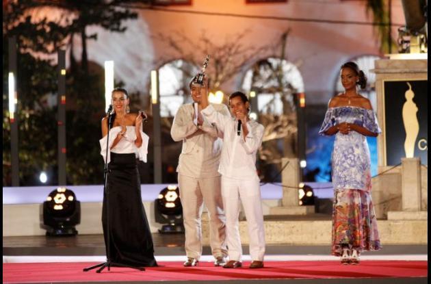Premios India Catalina 2016