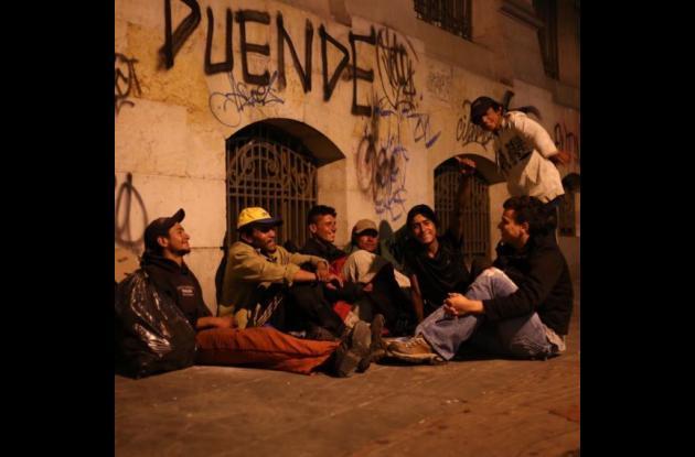 Silvestre Dangond en el Bronx de Bogotá.