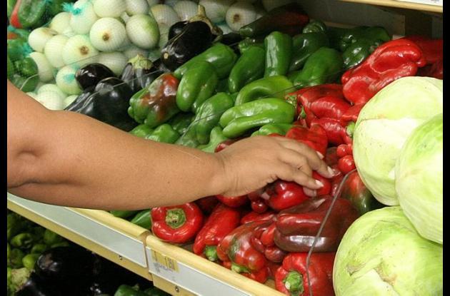 Alza en precio de hortalizas