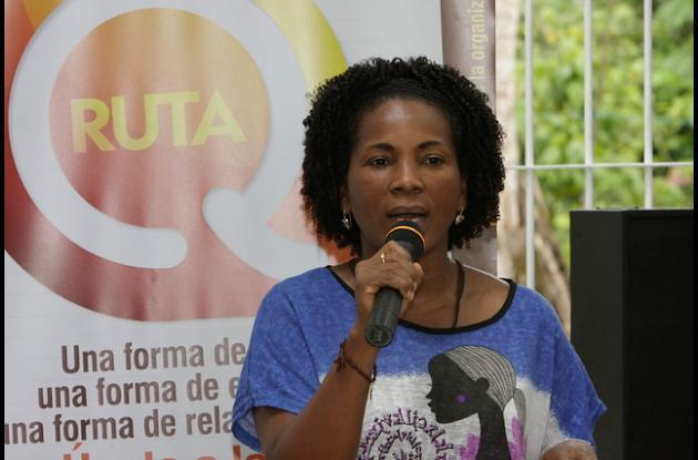 Zulia Mena, exalcaldesa de Quibdó