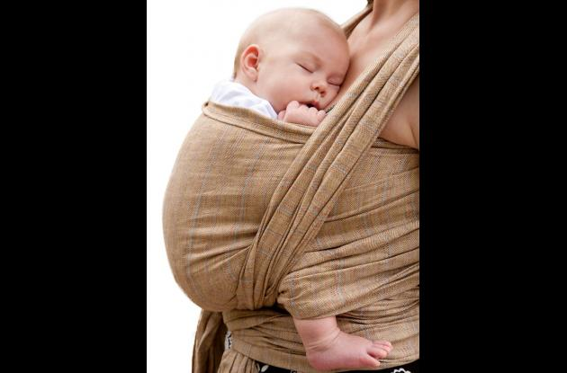 Cuidados bebés Porteo Lactancia
