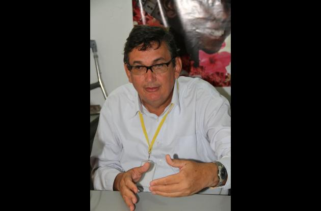 Alfonso Cabrera, jefe de la División de Patrimonio del IPCC.