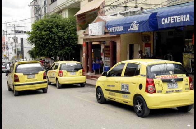 El servicio de transporte individual estará más organizado gracias a las zonas amarillas.