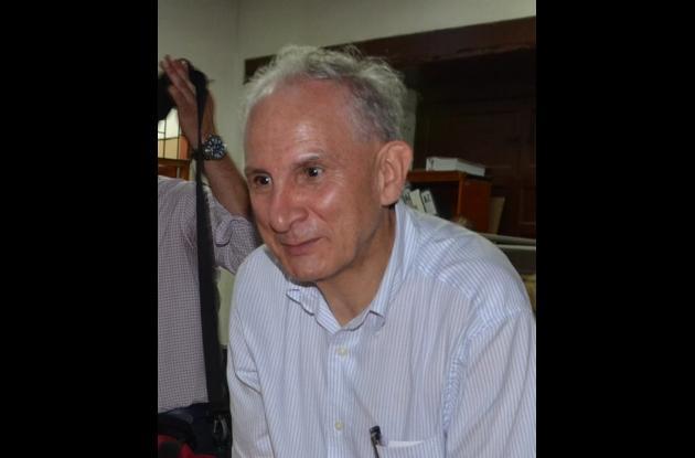 Guillermo Díaz, representante legal de Centro Aseo Mantenimiento Profesional