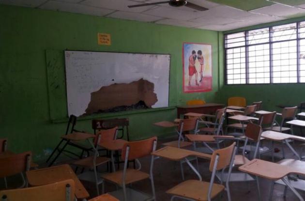 colegio Zambrano