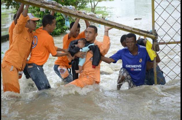 Emergencia y desastres