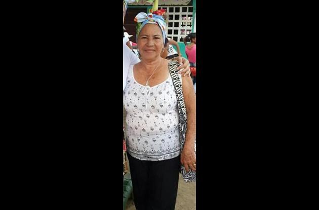 Rosa Chica, coordinadora del colegio de La Doctrina.