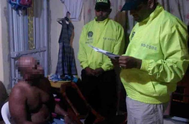 Capturados en Cartagena 10 presuntos miembros de la banda de fleteros los Regionales.