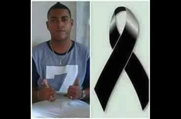 Luis Martínez vivía en la calle Cuberos Niño de La Esperanza. Pandilleros lo mataron.