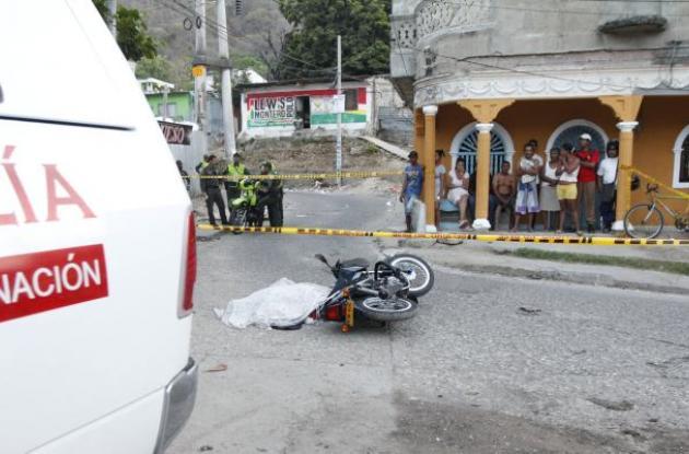 En la vía principal de La Quinta mataron a Reynaldo Ochoa.