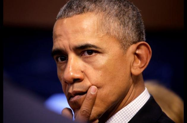 Barack Obama, presidente de Estados Unidos.