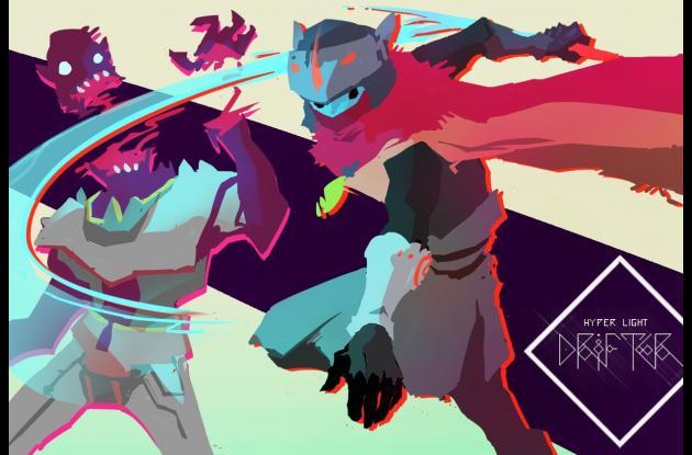 Hyper Light Drifter es uno de los mejores juegos indie de este año.