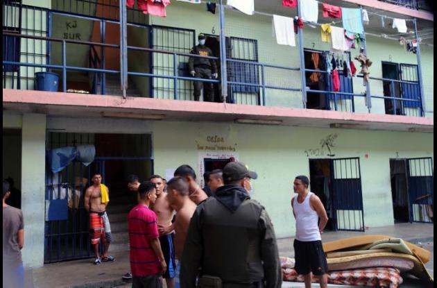 La Cárcel Nacional La Vega venía sufriendo un brote de varicela desde el mes de agosto del año pasado.