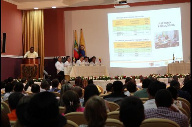 Rendición de Cuentas Universidad de Cartagena