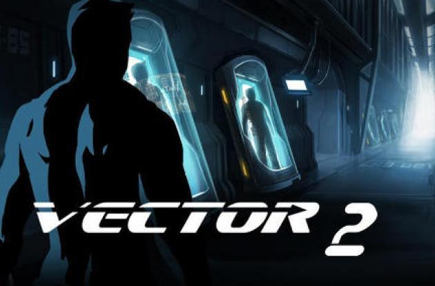 Vector 2 cuenta una historia futurista.