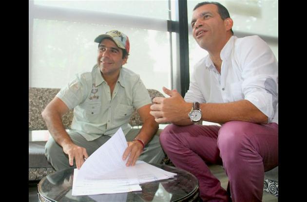 Alejandro Char nombró a los cinco alcaldes locales.