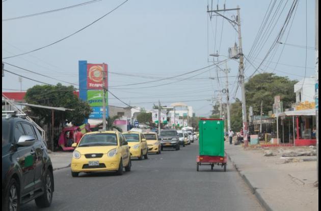 A Adrián Silgado lo balearon junto a la Avenida Pedro Romero, en Olaya. Murió en una clínica.