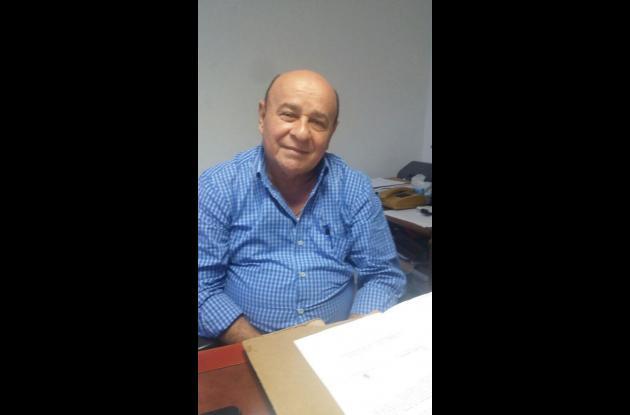 Édgar Enrique Stave Buelvas, Procurador Ambiental y Agrario.