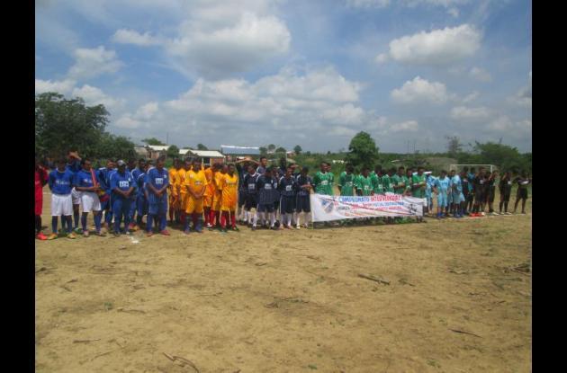 campeonato de fútbol
