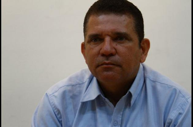 Edilberto Mendoza Goez, director del DATT.