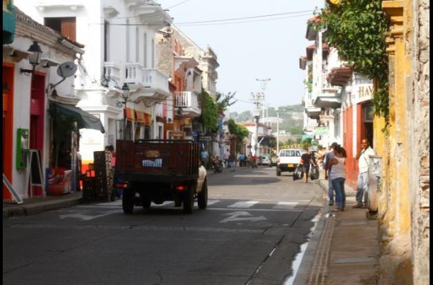 Calle Media Luna.