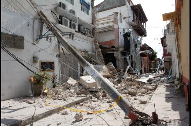 derrumbe casa calle la magdalena getsemani centro