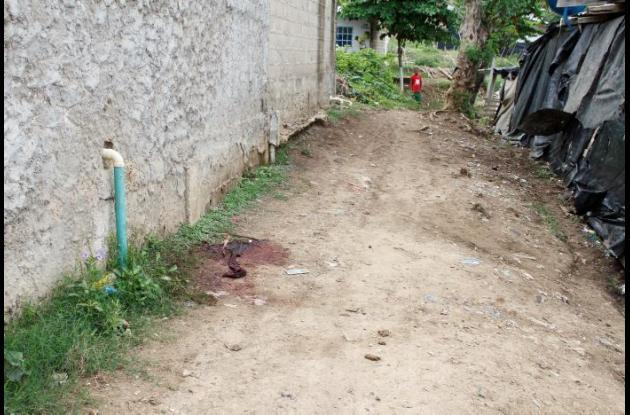 Rubén Salinas Cassiani fue asesinado en la invasión Barrio Nuevo, en Henequén.