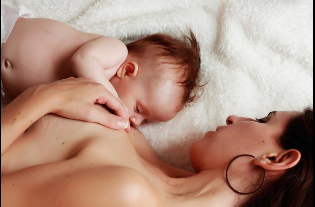 Lactancia Materna Amamantar