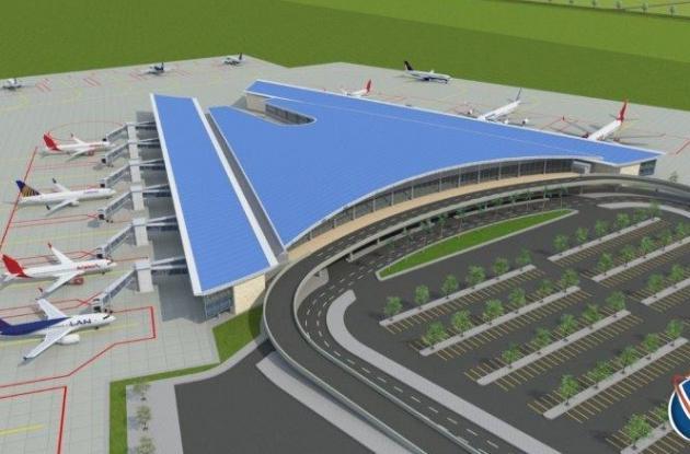 13,7 millones de pasajeros/año podría mover el nuevo terminal, en su primera etapa.