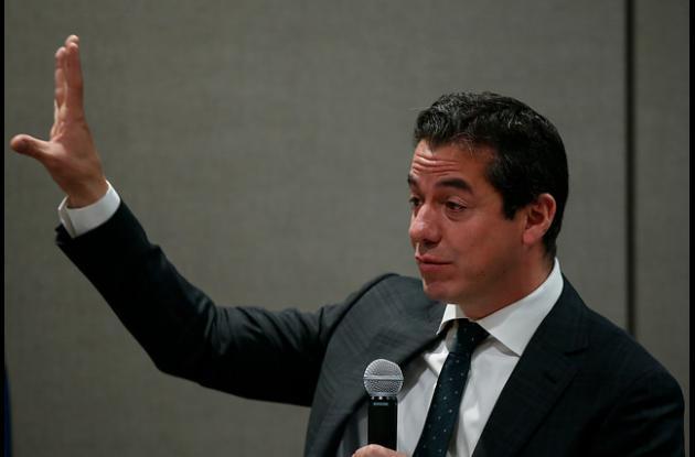 Ricardo Sabogal, director de la Unidad de Restitución de Tierras.