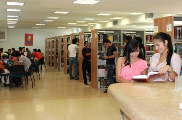 Biblioteca Luis Enrique Borja Barón, Campus Tecnológico de la UTB