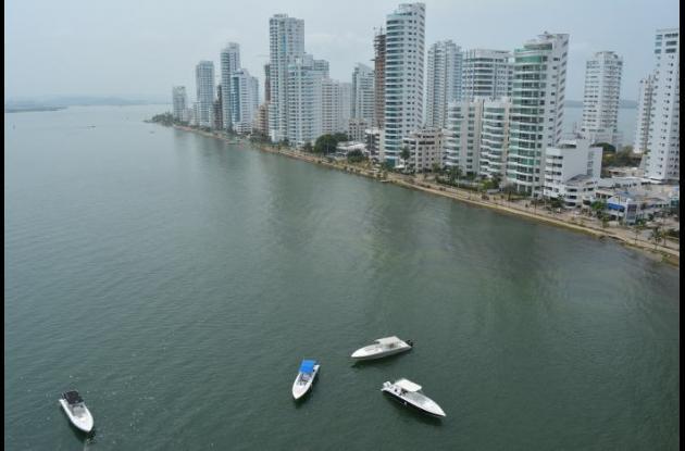 Bahía de Cartagena.