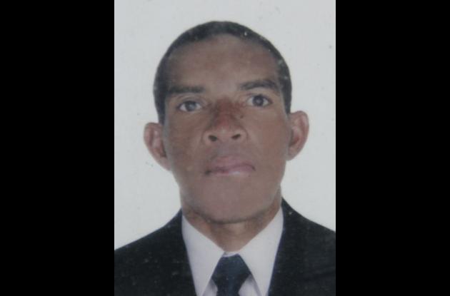 Óscar Chiquillo, asesinado en Villa Hermosa.