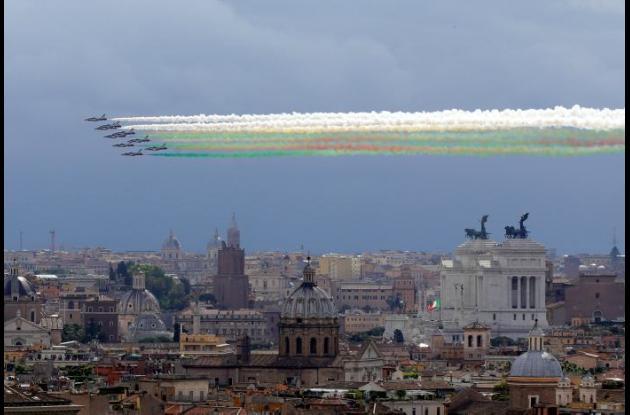 Día de la República en Italia.