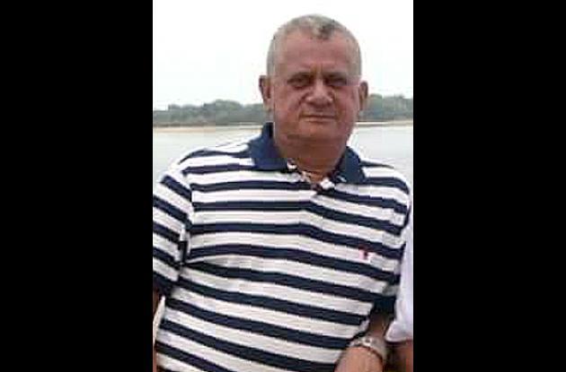 Emiro José Cerro Rodríguez, ganadero fallecido.