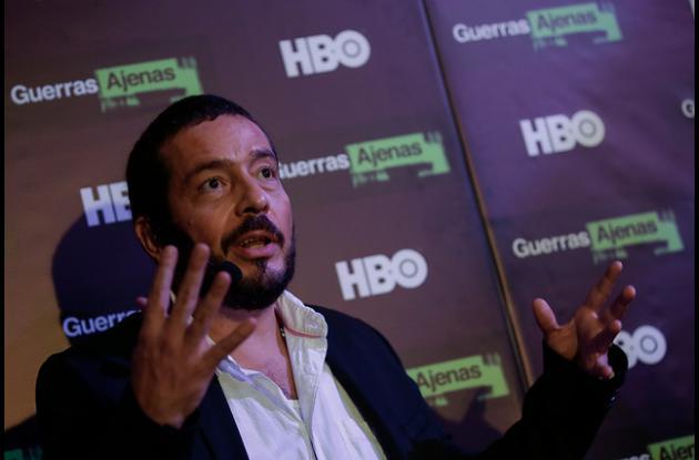 Carlos Moreno, director colombiano de 'Guerras Ajenas'