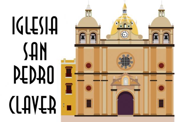 Filtro Iglesia San Pedro Claver.